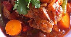 Chicken Jardinera