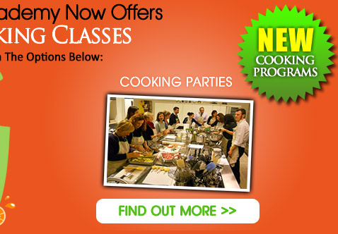 Cooking Parties in Miami - Click Here To Find Out More